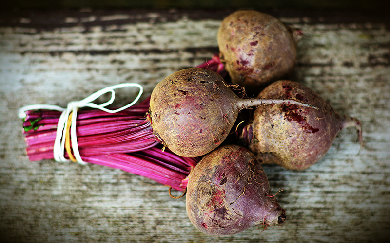 The Benefits of Beetroot