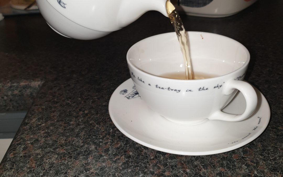 How to make the perfect cuppa!